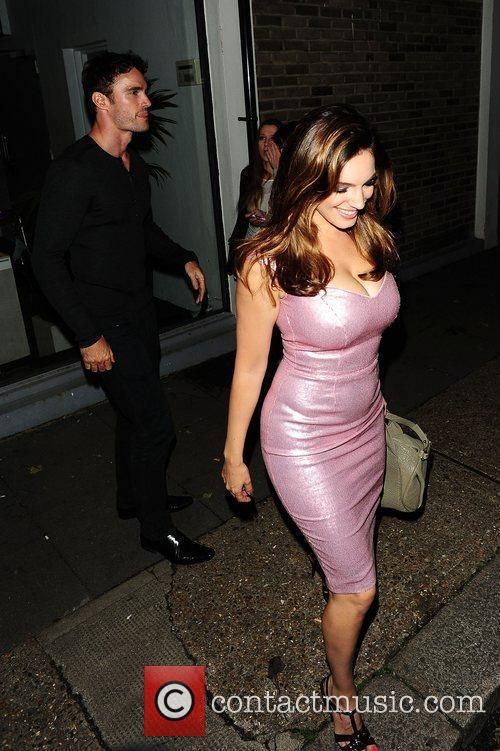 Kelly Brook and Riverside 11