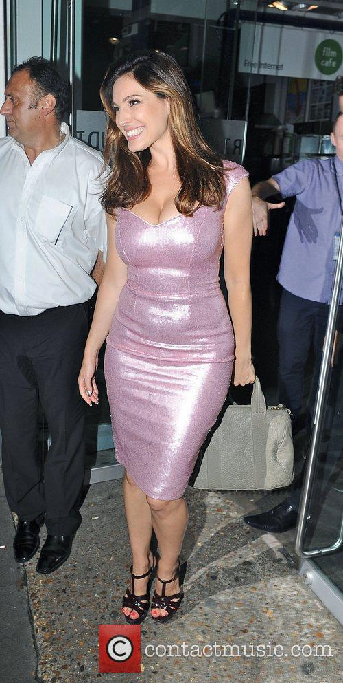 Kelly Brook and Riverside 10