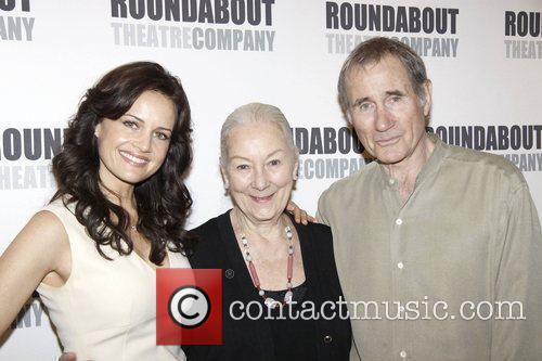 Carla Gugino, Rosemary Harris and Jim Dale...