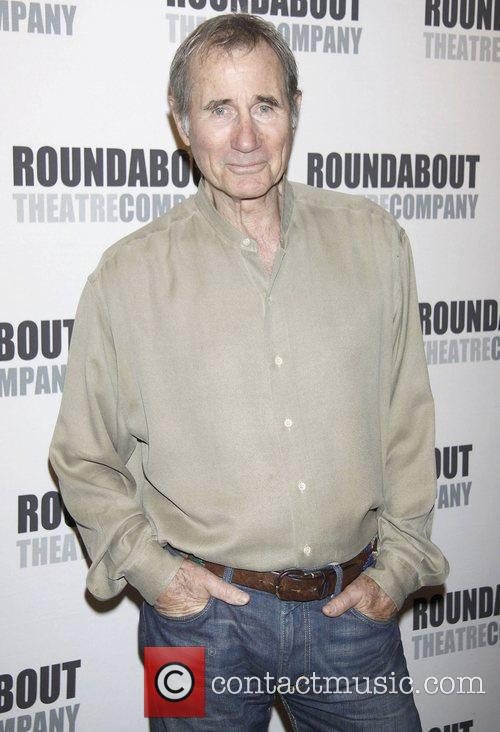 Jim Dale  Press conference for the Roundabout...