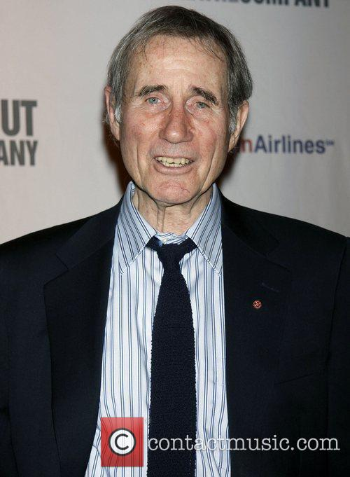 Jim Dale  Broadway Opening night after party...