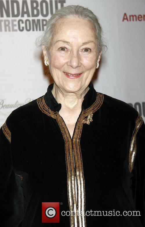 Rosemary Harris  Broadway Opening night after party...