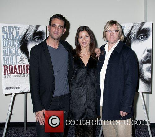 Bobby Cannavale, Jill Hennessy and Ron Eldard