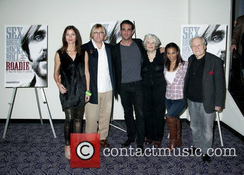jill hennessy and cast of roadie at 3645463