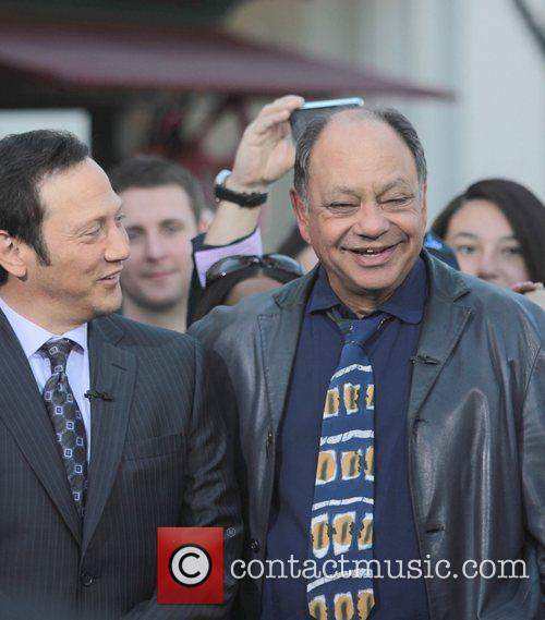 Rob Schneider and Cheech Marin 10