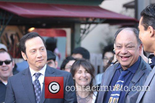 Rob Schneider and Cheech Marin 9