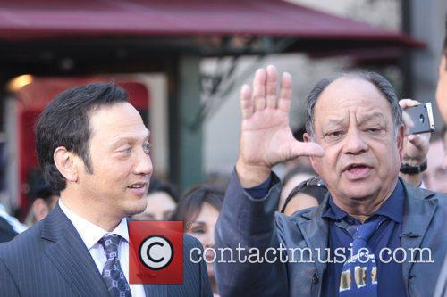 Rob Schneider and Cheech Marin 6