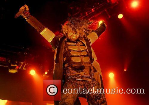 Rob Zombie and Manchester Arena 2