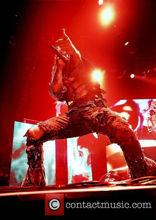 Rob Zombie and Manchester Arena 22