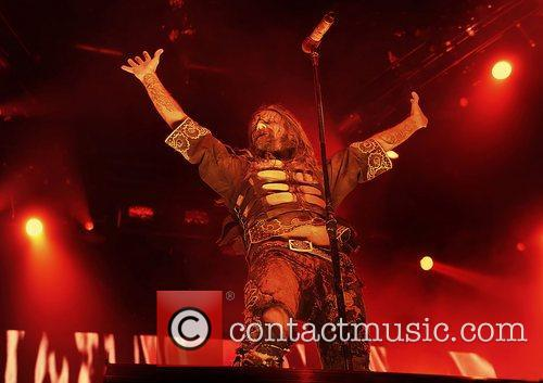 Rob Zombie and Manchester Arena 20