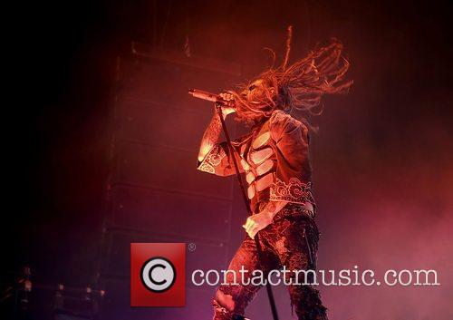 Rob Zombie and Manchester Arena 18
