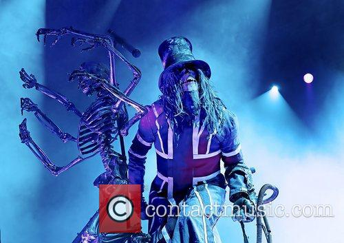 Rob Zombie and Manchester Arena 11