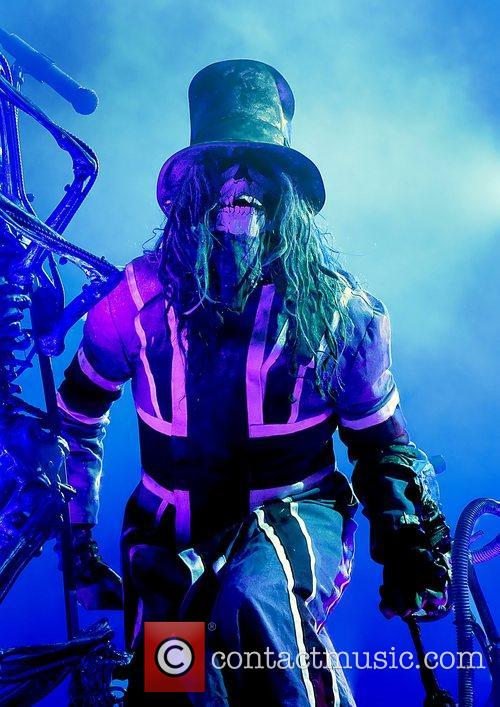 Rob Zombie and Manchester Arena 15