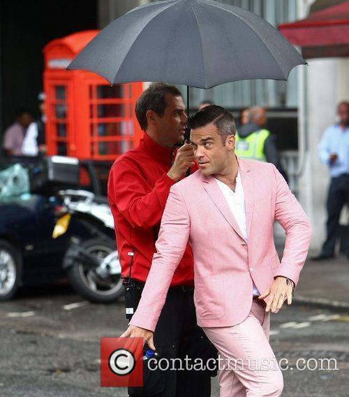 Robbie Williams 25