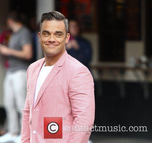 Robbie Williams 35