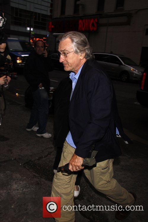 actor robert deniro avoids the press by 5837310