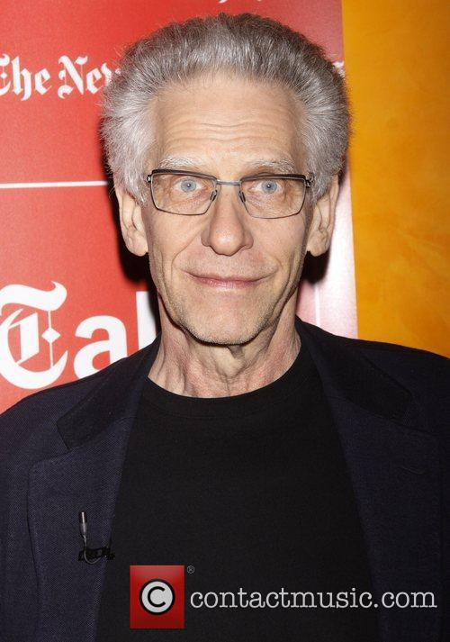Director David Cronenberg  attends TimesTalks Presents: David...