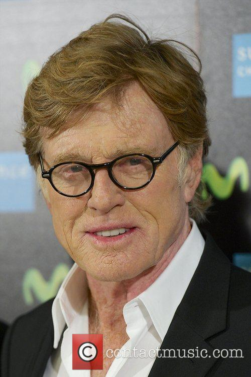 Robert Redford, Sundance Channel and Telefonica Headquartersi 7
