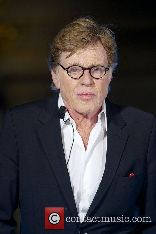 Robert Redford, Sundance Channel and Telefonica Headquartersi 8
