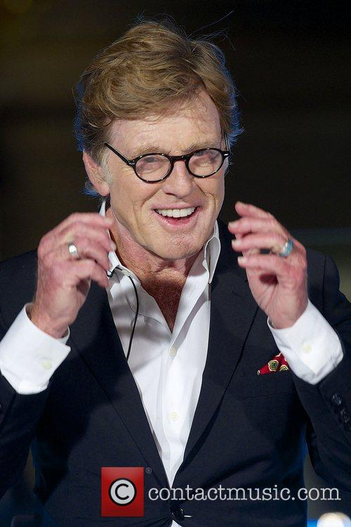 Robert Redford, Sundance Channel and Telefonica Headquartersi 5