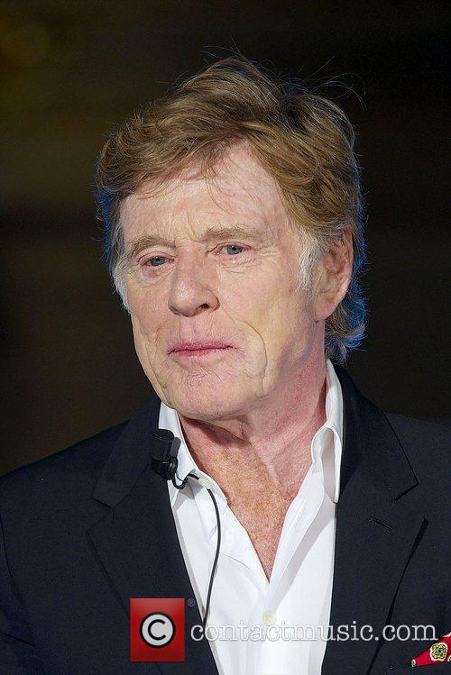 Robert Redford, Sundance Channel and Telefonica Headquartersi 9