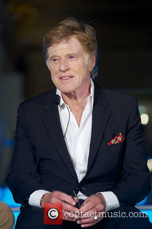 Robert Redford, Sundance Channel and Telefonica Headquartersi 2