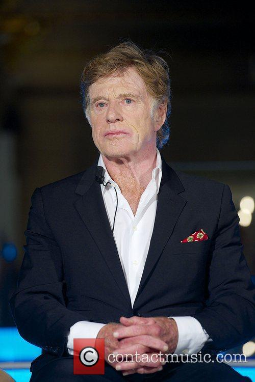 Robert Redford, Sundance Channel and Telefonica Headquartersi 4