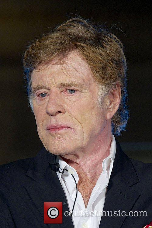 Robert Redford, Sundance Channel and Telefonica Headquartersi 6