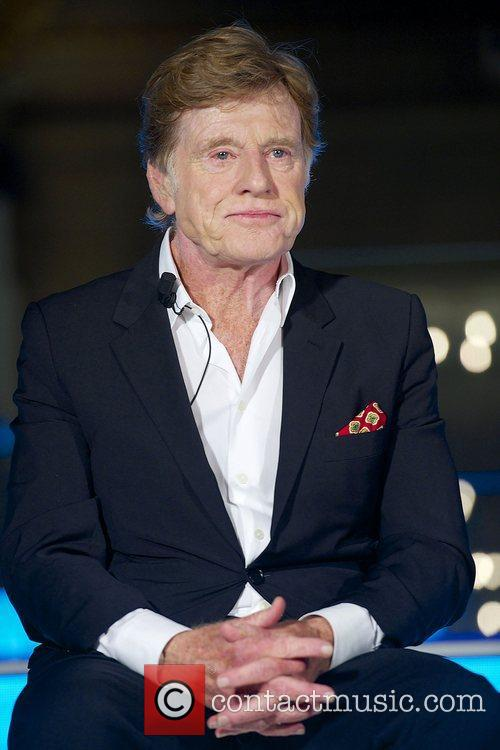 Robert Redford, Sundance Channel and Telefonica Headquartersi 11