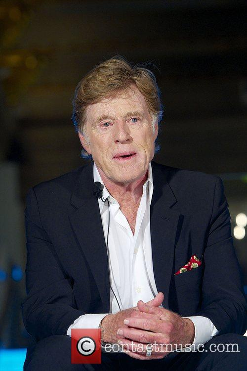 Robert Redford, Sundance Channel and Telefonica Headquartersi 10