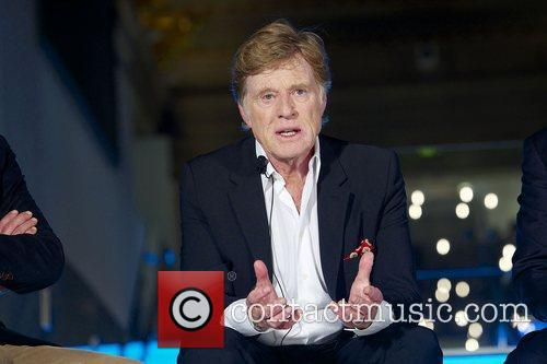 Robert Redford, Sundance Channel and Telefonica Headquartersi 3