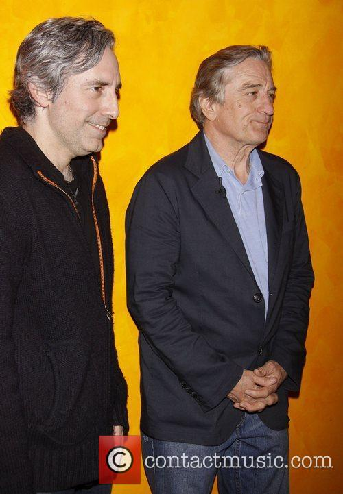 Paul Weitz and Robert De Niro 7