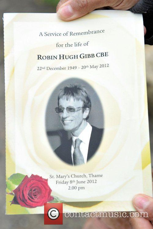 atmosphere the funeral of robin gibb held 3934062