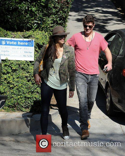 Robin Thicke and Paula Patton 13