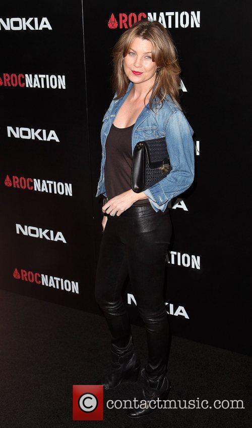 Ellen Pompeo Roc Nation Pre-Grammy Brunch at Soho...