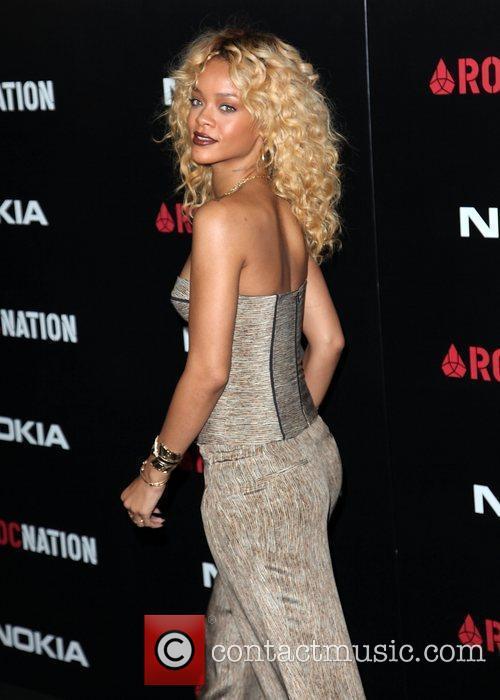 Rihanna Roc Nation Pre-Grammy Brunch at Soho House...