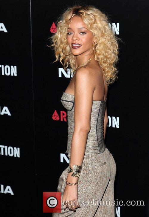 Rihanna and Grammy 3