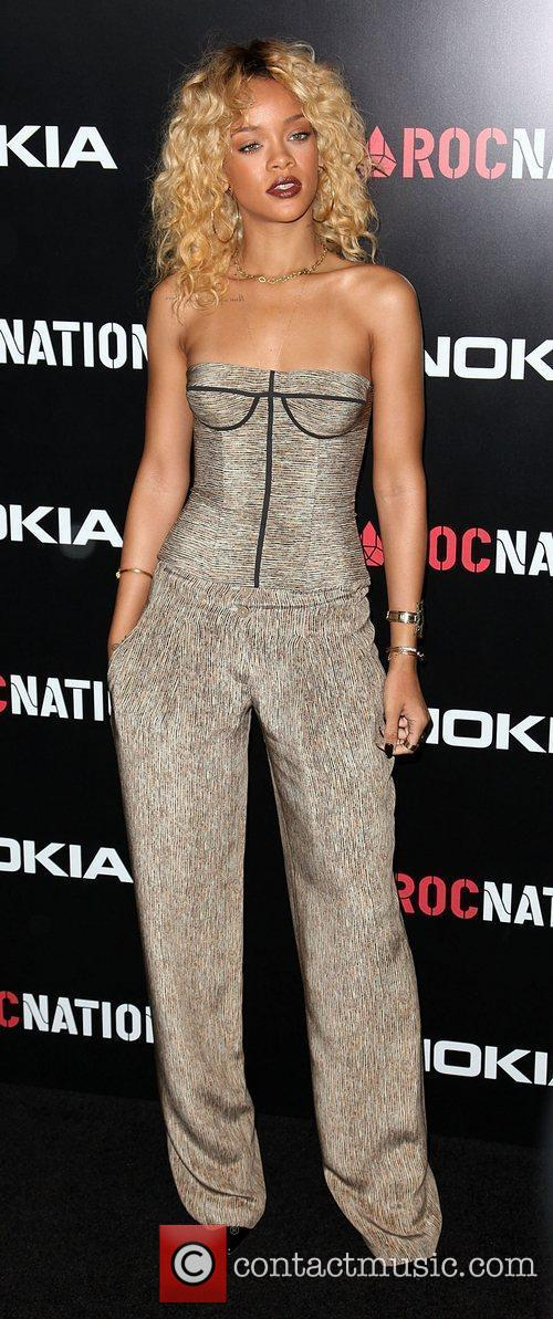 Rihanna and Grammy 7