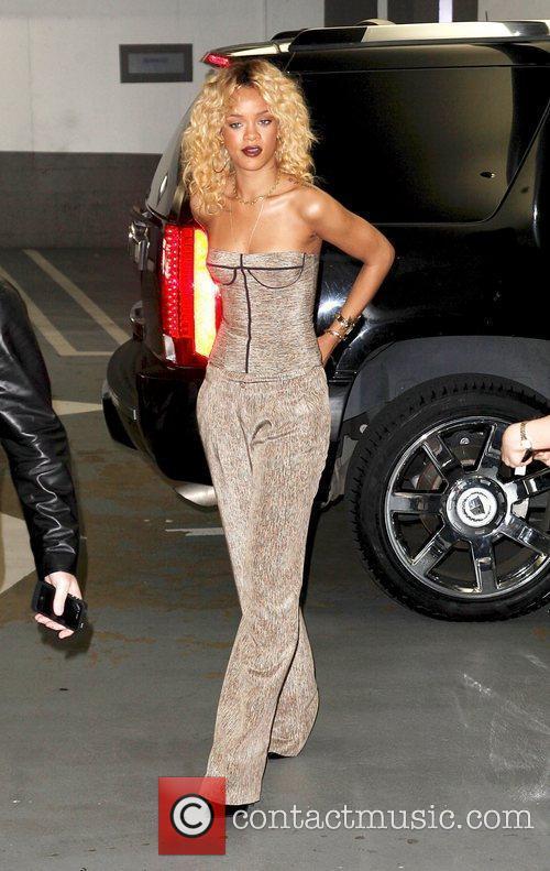 Rihanna and Grammy 11