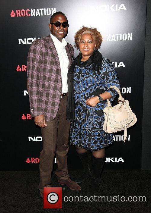 Guests Roc Nation Pre-Grammy Brunch at Soho House...