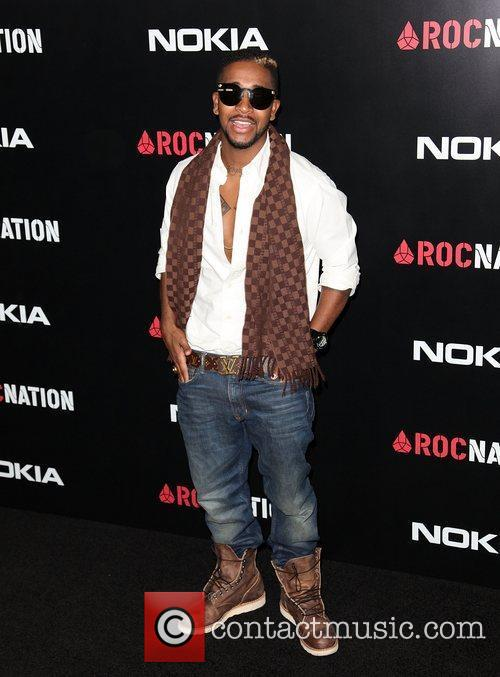 Omarion and Grammy 4