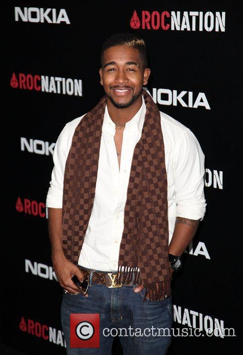 Omarion and Grammy 1