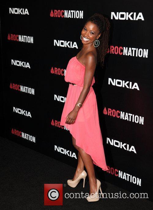 Shanola Hampton Roc Nation Pre-Grammy Brunch at Soho...