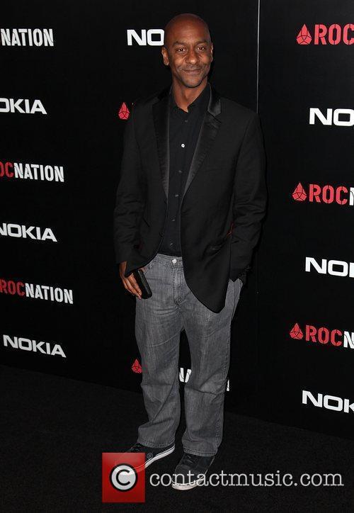 Stephen Hill Roc Nation Pre-Grammy Brunch at Soho...