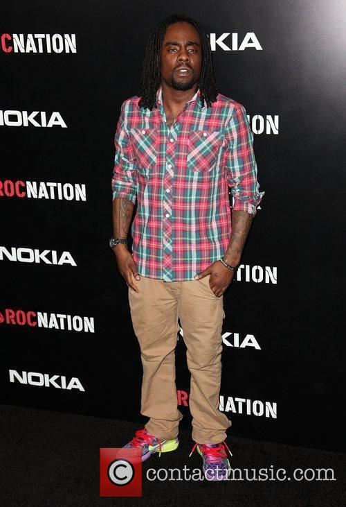 Wale and Grammy 1