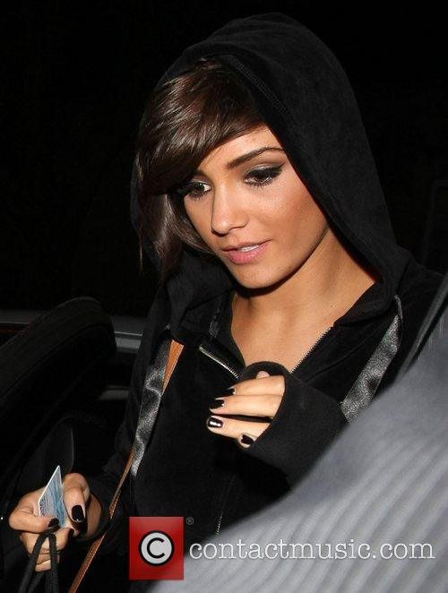 Frankie Sandford The wedding of Rochelle Wiseman and...