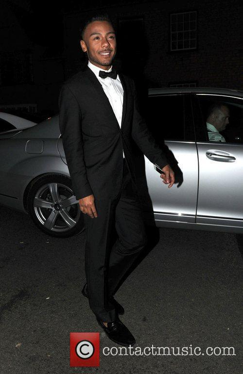Marcus Collins The wedding of Rochelle Wiseman and...