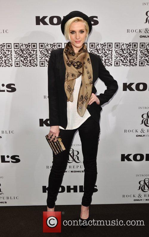 Ashlee Simpson  Rock & Republic For Kohl's...