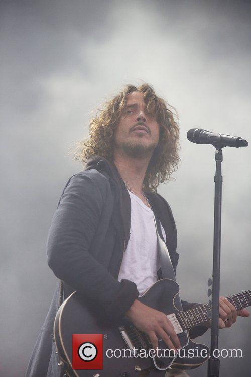 Chris Cornell and Soundgarden 3