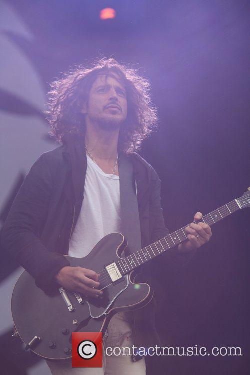 Chris Cornell and Soundgarden 4